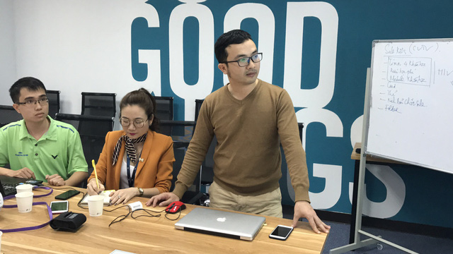 Phần mềm quản lý và điều hành bán vé thông minh cho nhà xe – AN VUI vào vòng Chung khảo giải Nhân tài đất Việt 2017