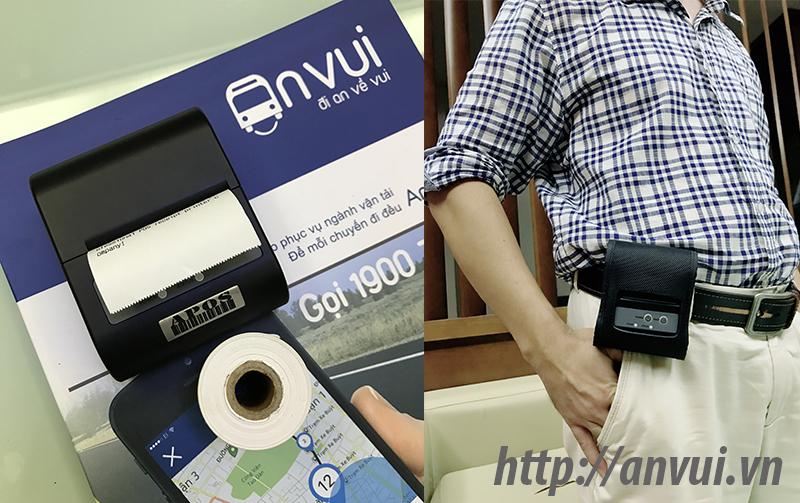 Hướng dẫn cài đặt máy in vé xe tích hợp với hệ thống phần mềm quản lý bán vé của AN VUI